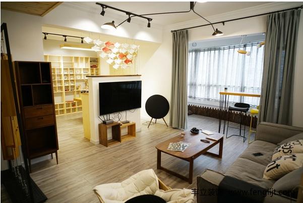 大户型复式客厅装修效果图